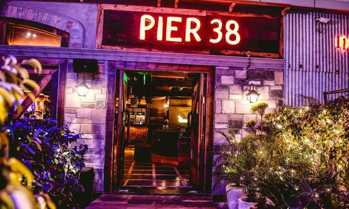 Best Restaurants in Gurgaon_Pier 38