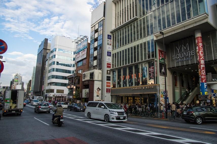 羽田空港から原宿への移動手段は?利用できるリムジンバスも紹介します