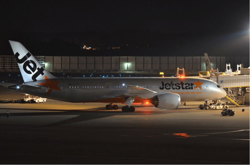 成田空港のジェットスターは第3ターミナルから!場所や時間についても紹介