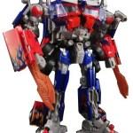 Optimus PrimeとJetfire