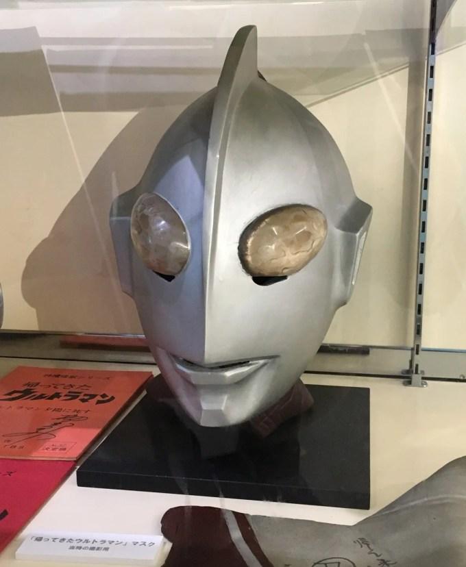 帰ってきたウルトラマンのマスク