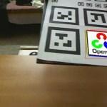 OpenCVベースのマーカーARライブラリ『OpenAR』