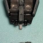 ファインモールド 1/144 ミレニアム・ファルコン コックピットの塗装