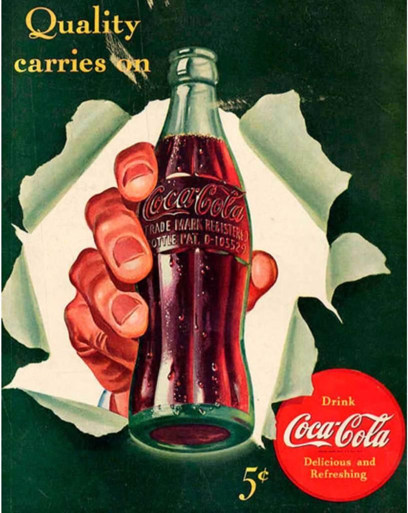 Branding Coca-Cola