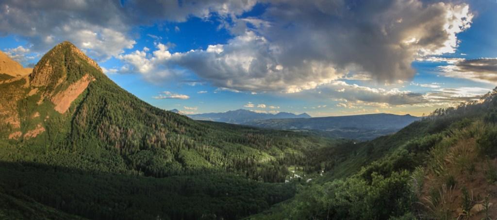 Raggeds Mountains Roadless Area, Colorado | Photo by Nelson Guda © 2019
