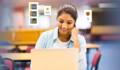 gamified social learning experience
