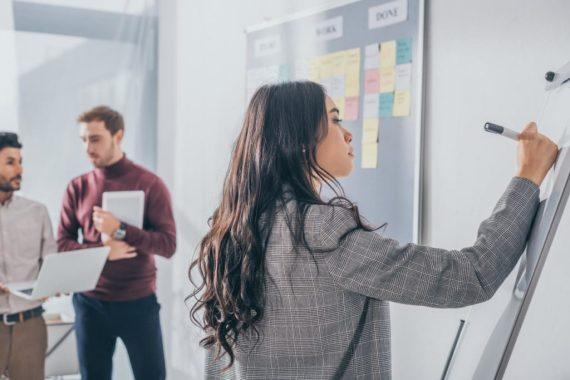 quatro vantagens metodos ageis na empresa