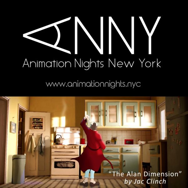 Check Out Animation Nights New York's Upcoming Program for April 12th, 2017