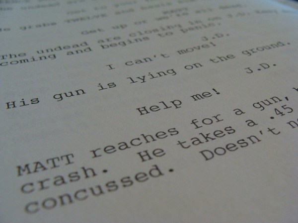 Pitching Your Script: Things You Need to Do