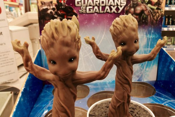 Here is how Rocket and Groot came to life on the sets of Guardians of the Galaxy