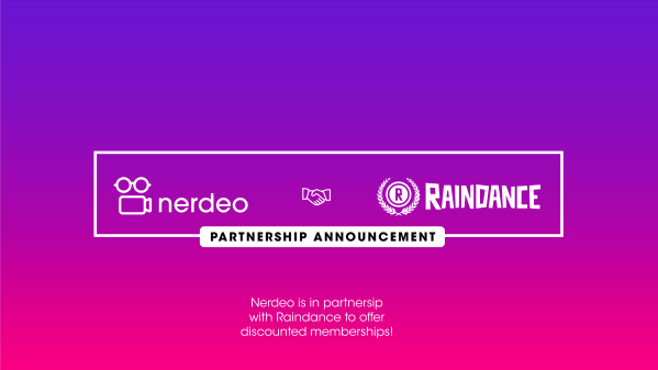 Raindance Membership Discounts For Nerdeo Users