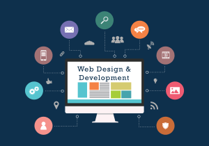 Web development in Cameroon
