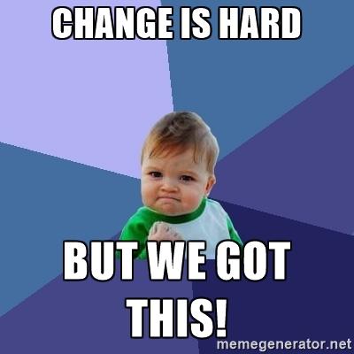 change meme - B2B Marketing Blog