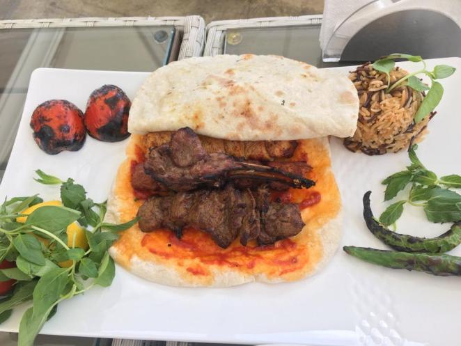 رستوران خیمه نیاوران - بهترین رستوران تهران