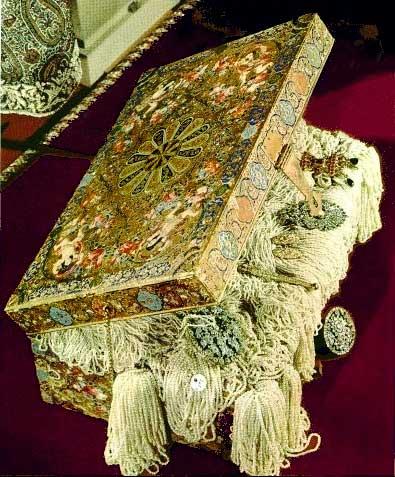 جواهرات ملی ایران - موزه تهران