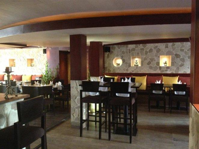 رستوران هندی چینگاری