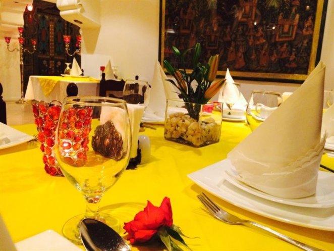 غذای هندی در تهران تاج محل