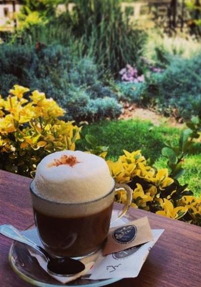 باغ موزه کافه شمرون