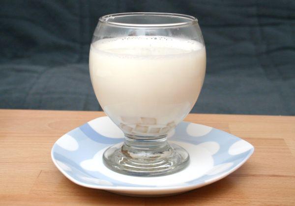 بهترین افطاری ماه رمضان شیر است