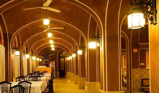 رستوران باغ سالار مجلل ترین رستوران مشهد