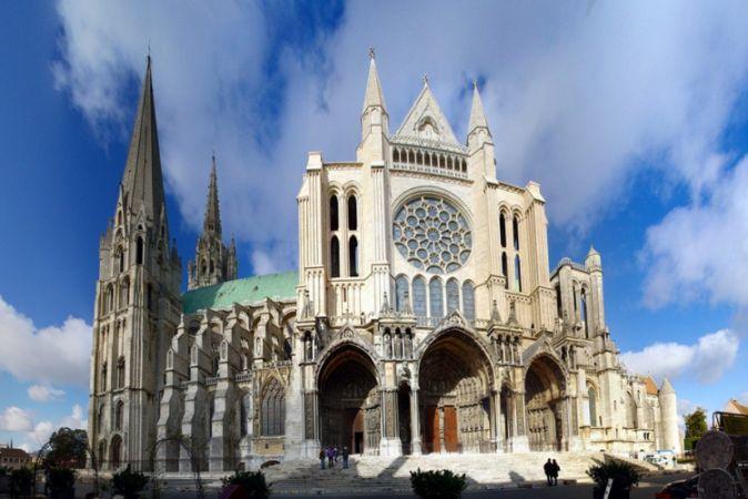 مهمترین کلیساهای فرانسه