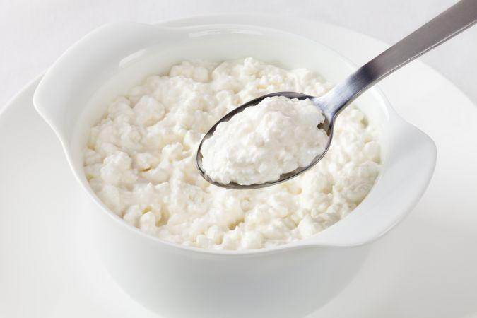 پنیر کوتاژ بهترین ماده لبنی رژیمی