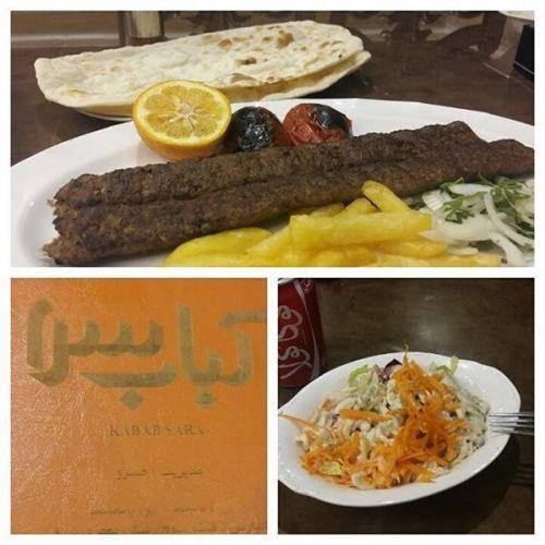 رستوران کباب سرا بهترین کباب فروشی اهواز