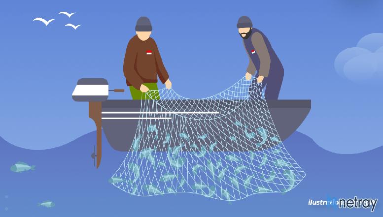 Kondisi Nelayan di Tengah Pandemi Corona
