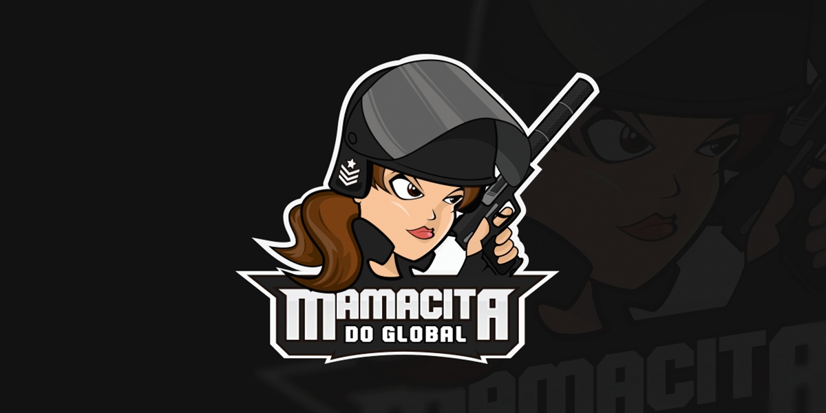 "Nova logo ""Mamacita do Global"" - Camila 'Camis' Pompei"