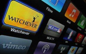 Watchever Apple TV