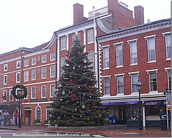 Christmas in Portsmouth NH - New Hampshire and Maine Real Estate Blog