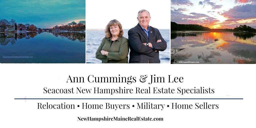 Ann Cummings and Jim Lee Relocation Specialists in Portmouth NH
