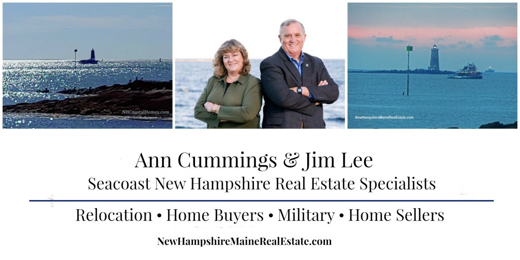 Portsmouth NH Real Estate Buyer Agents Ann Cummings and Jim Lee