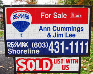 Ann Cummings and Jim Lee New Hampshire Realtors