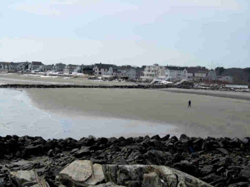 Wallis Sands Beach Portsmouth NH