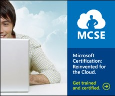 Microsoft certification reinvented MCSE
