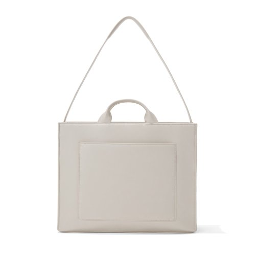 leather carry all bag