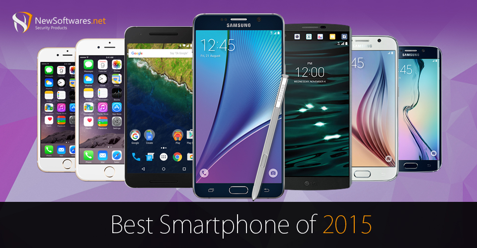 Best phones of 2015 - Technology & Security Blog