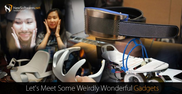 Weirdly Wonderful Gadgets