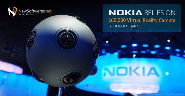 Nokia Virtual Reality Camera OZO