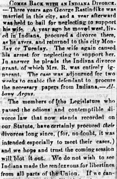 terre haute daily union - 13 Nov 1858