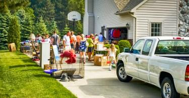 Nextdoor 4 Tips for a Successful Garage Sale