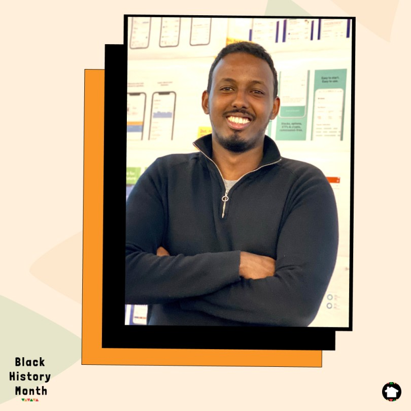 Fuad Mohamoud, Nextdoor Software Engineer