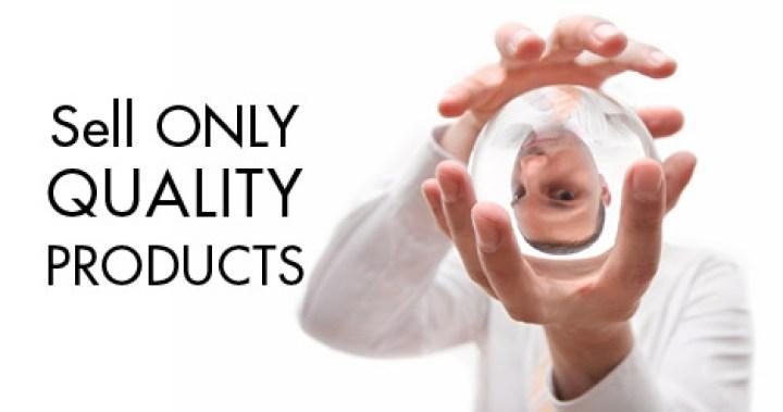 Cek kualitas produk sebelum dikirim ke customer