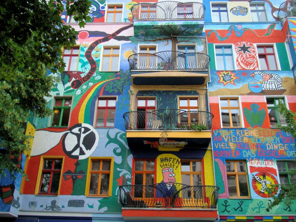 Belmates House in Berlin