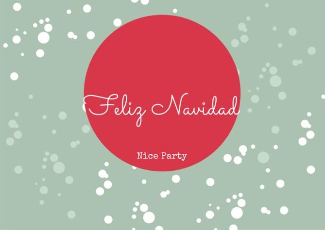 Nice Party Feliz-Navidad