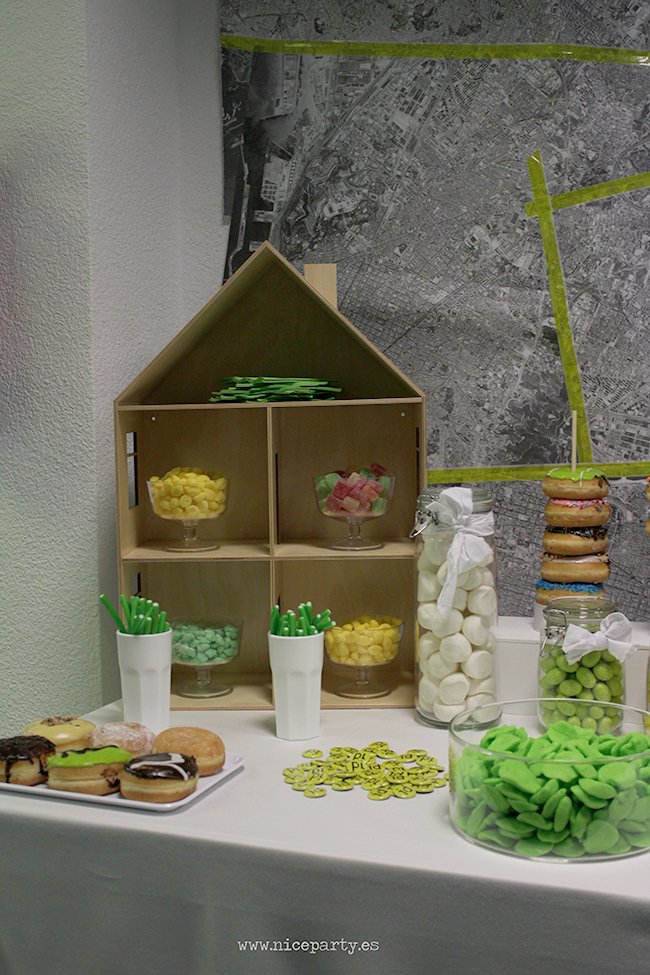 Nice Party fiesta idealista.com mesa de dulces
