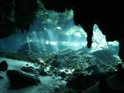 Cenote Diving in the Yucatan