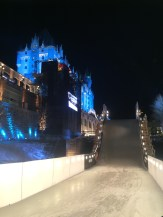 Crashed Ice track