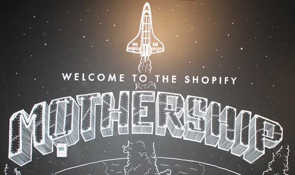 Shopify Mothership - Onwards and Upwards, by Nicholas Kellett